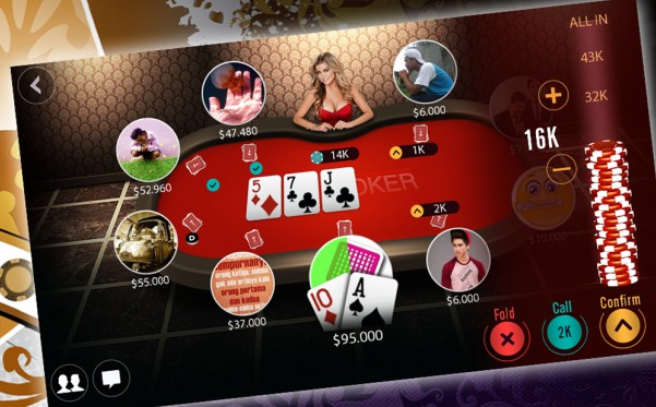 Varian Seru Game Poker Online